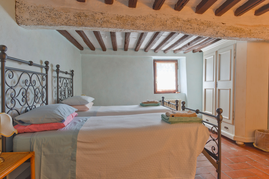 31 - Country houses CASTELLINA IN CHIANTI (SI) MASSETO