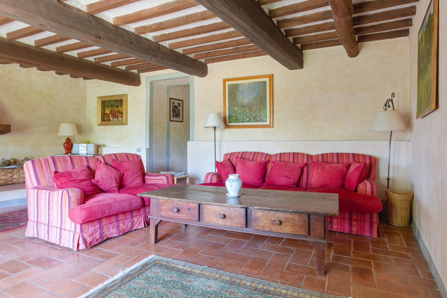 26 - Country houses CASTELLINA IN CHIANTI (SI) MASSETO