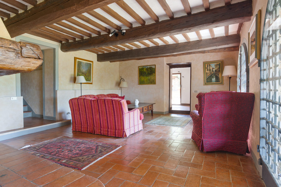 25 - Country houses CASTELLINA IN CHIANTI (SI) MASSETO