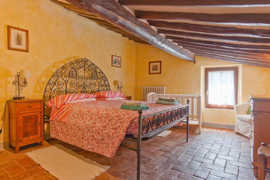 32 - Country houses CASTELLINA IN CHIANTI (SI) MASSETO