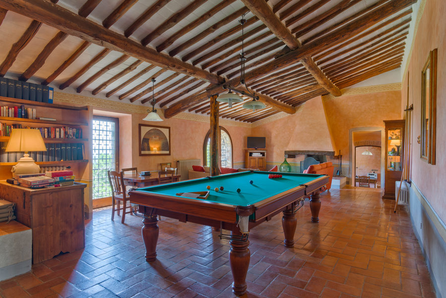 21 - Country houses CASTELLINA IN CHIANTI (SI) MASSETO