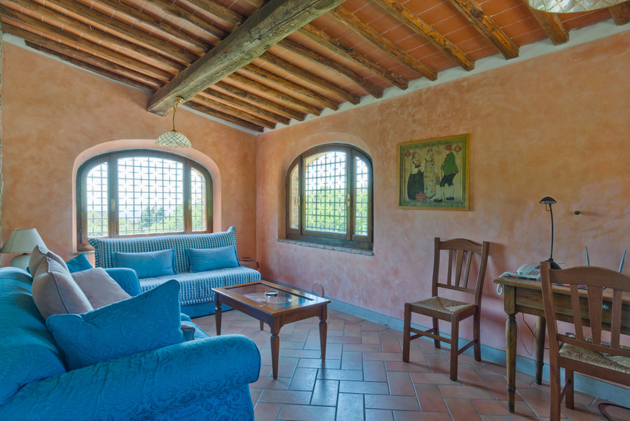 22 - Country houses CASTELLINA IN CHIANTI (SI) MASSETO