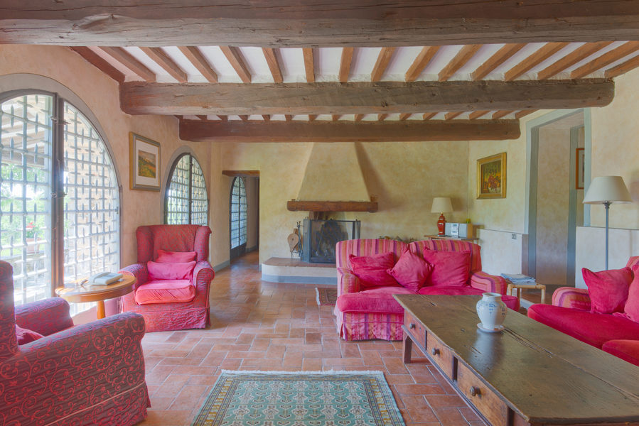 27 - Country houses CASTELLINA IN CHIANTI (SI) MASSETO