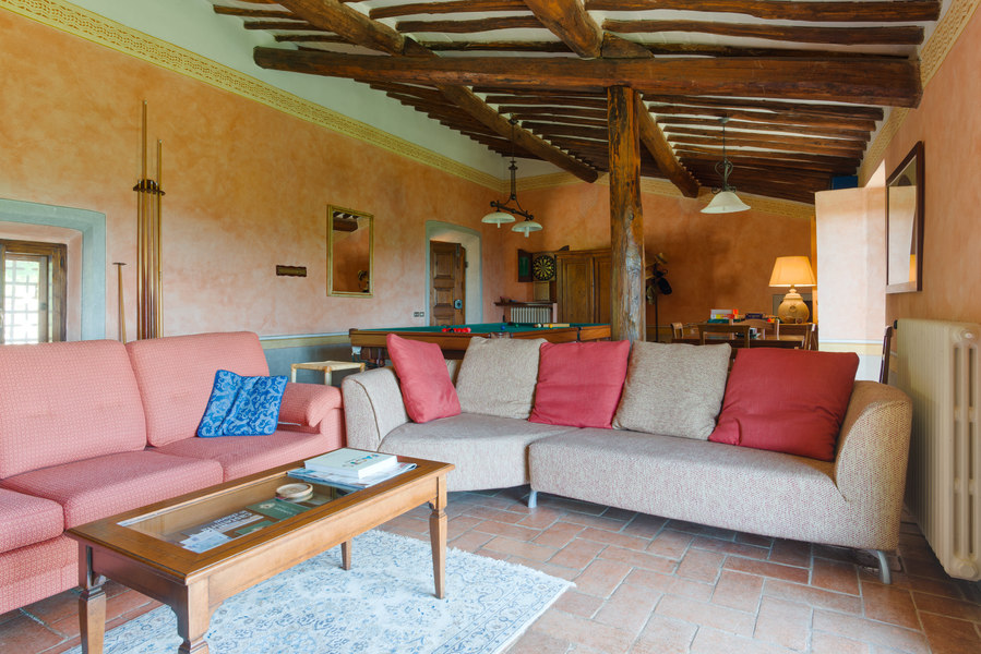 23 - Country houses CASTELLINA IN CHIANTI (SI) MASSETO