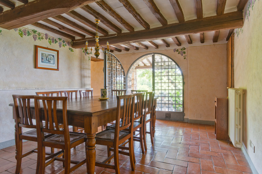 24 - Country houses CASTELLINA IN CHIANTI (SI) MASSETO