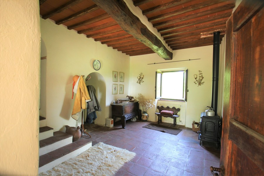 21 - Country houses RADDA IN CHIANTI (SI)