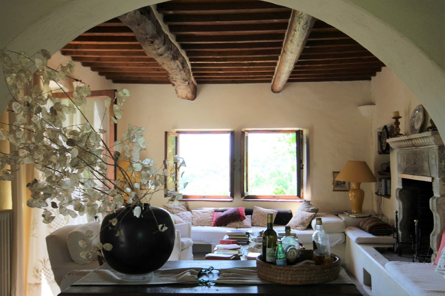 18 - Country houses RADDA IN CHIANTI (SI)