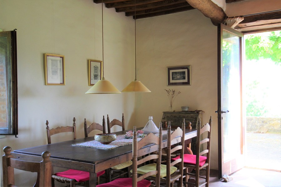 20 - Country houses RADDA IN CHIANTI (SI)