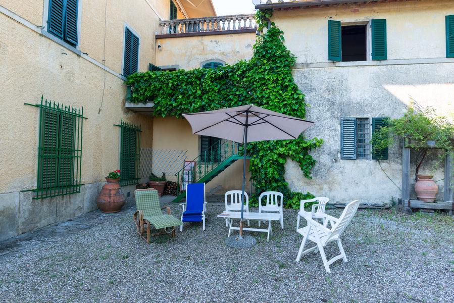 06 - Apartments in villages CASTELLINA IN CHIANTI (SI)