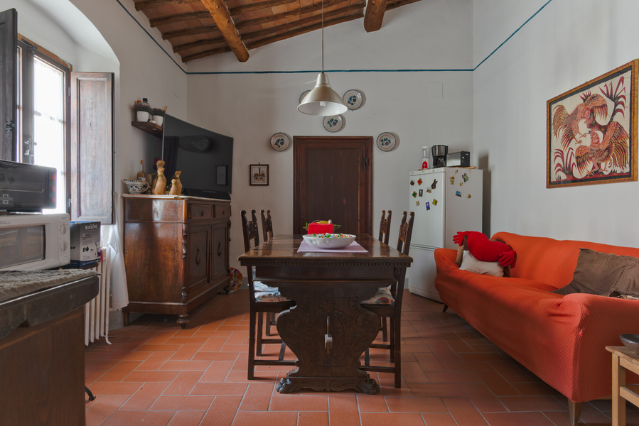 22 - Apartments in villages CASTELLINA IN CHIANTI (SI)