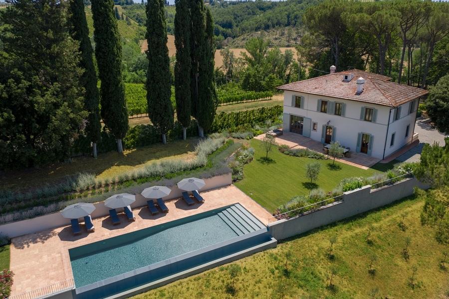 01- villa altoviti - Villas and castles MONTESPERTOLI (FI)