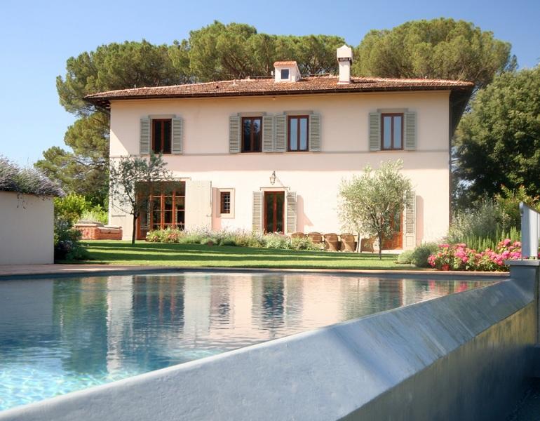06 - villa altoviti - VILLE E CASTELLI MONTESPERTOLI (FI)