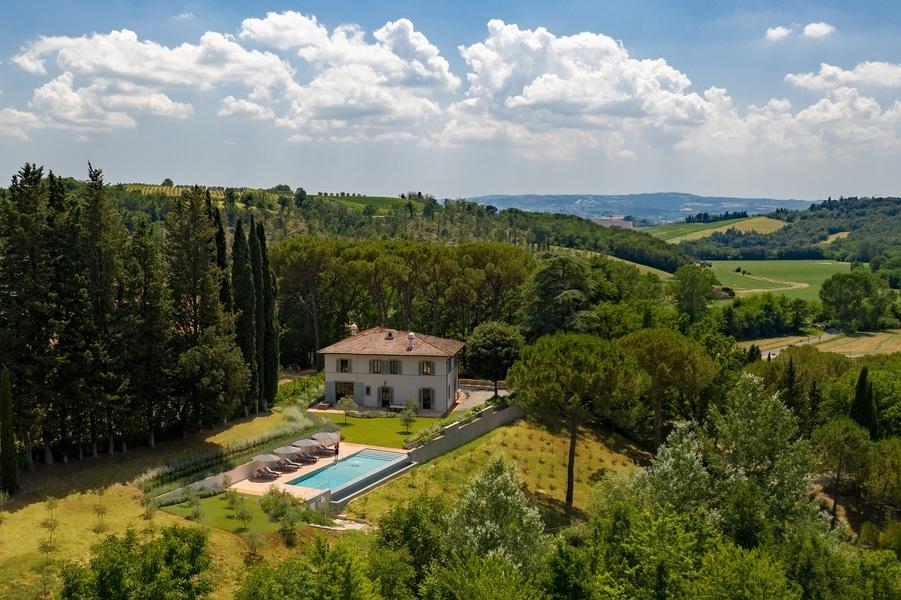 02 - villa altoviti - VILLE E CASTELLI MONTESPERTOLI (FI)
