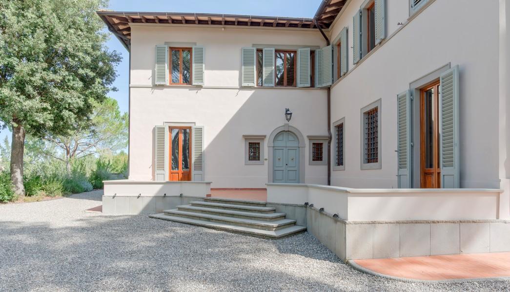 05 - villa altoviti - VILLE E CASTELLI MONTESPERTOLI (FI)