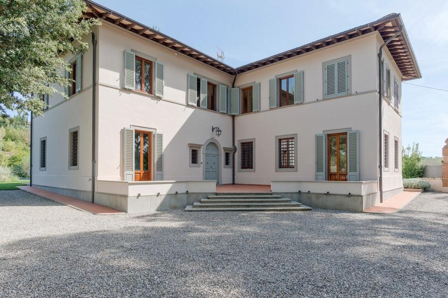 04- villa altoviti - VILLE E CASTELLI MONTESPERTOLI (FI)