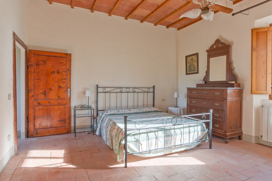 17 - Apartments in hamlets CASTELLINA IN CHIANTI (SI) FONTERUTOLI