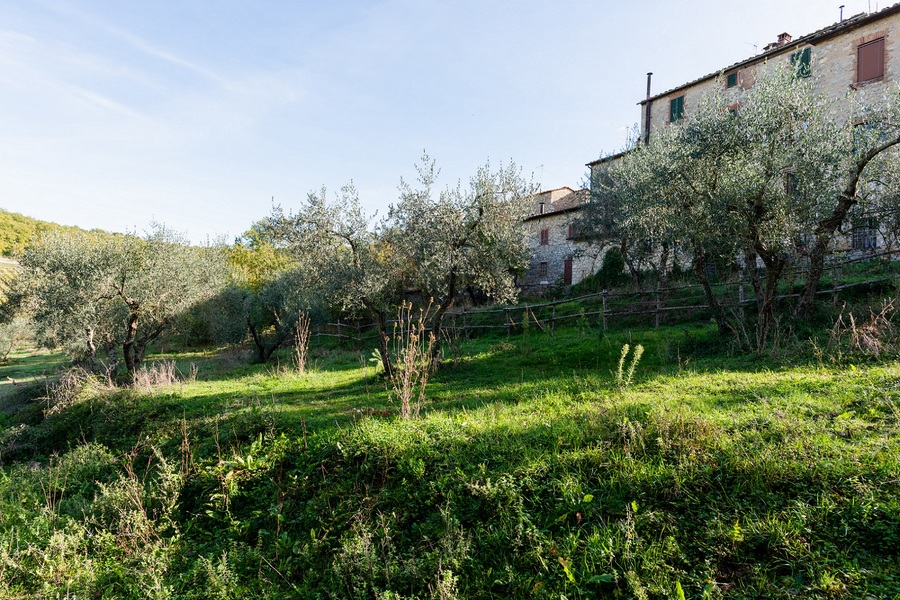 03 - Apartments in hamlets CASTELLINA IN CHIANTI (SI) FONTERUTOLI