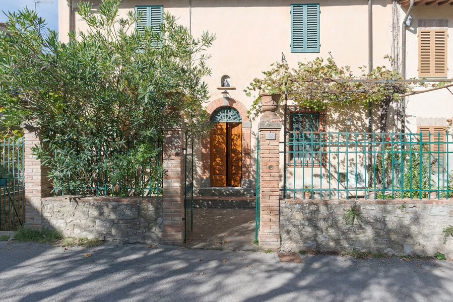 10 - Apartments in hamlets CASTELLINA IN CHIANTI (SI) FONTERUTOLI