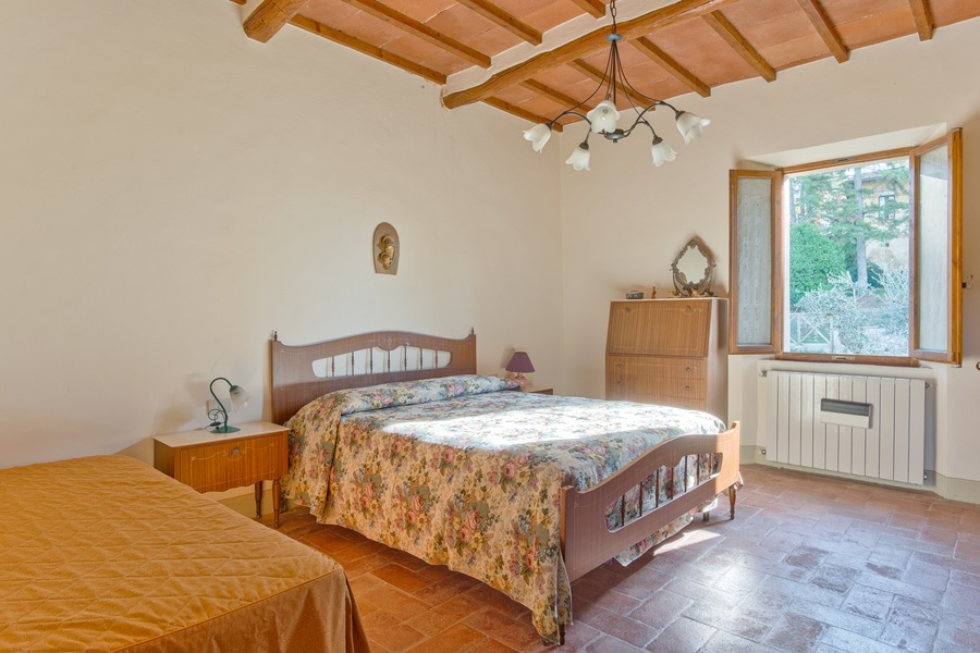 15 - Apartments in hamlets CASTELLINA IN CHIANTI (SI) FONTERUTOLI
