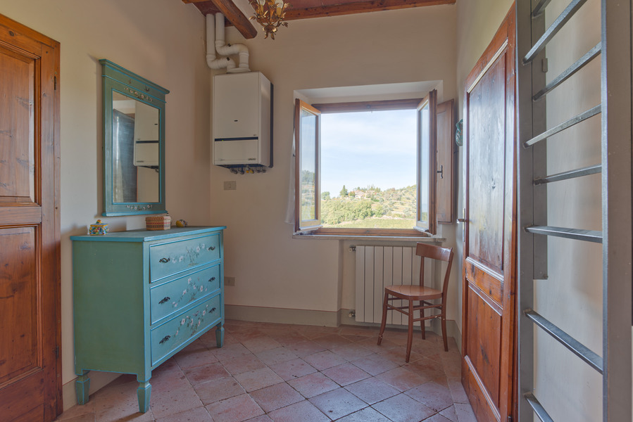 18 - Apartments in hamlets CASTELLINA IN CHIANTI (SI) FONTERUTOLI