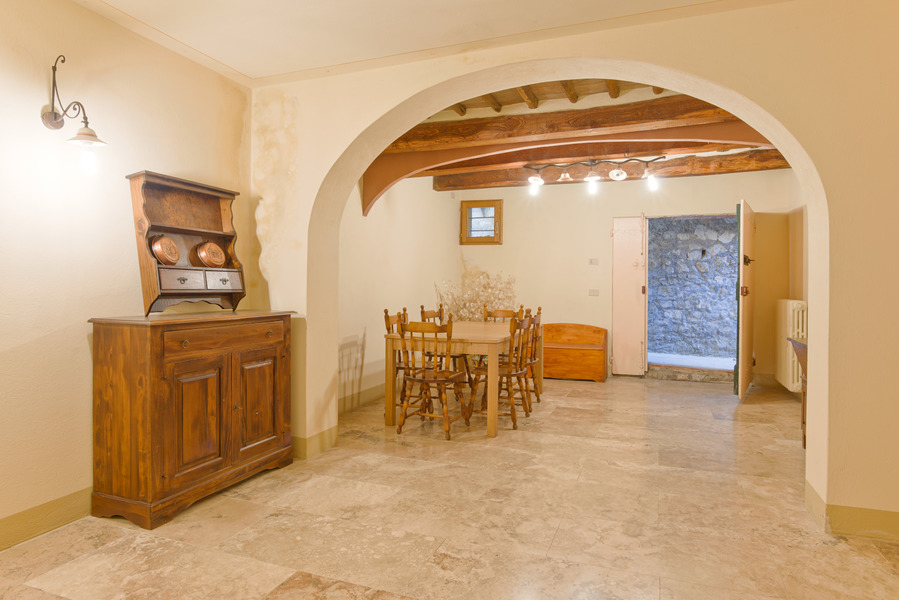 22 - Apartments in hamlets CASTELLINA IN CHIANTI (SI) FONTERUTOLI