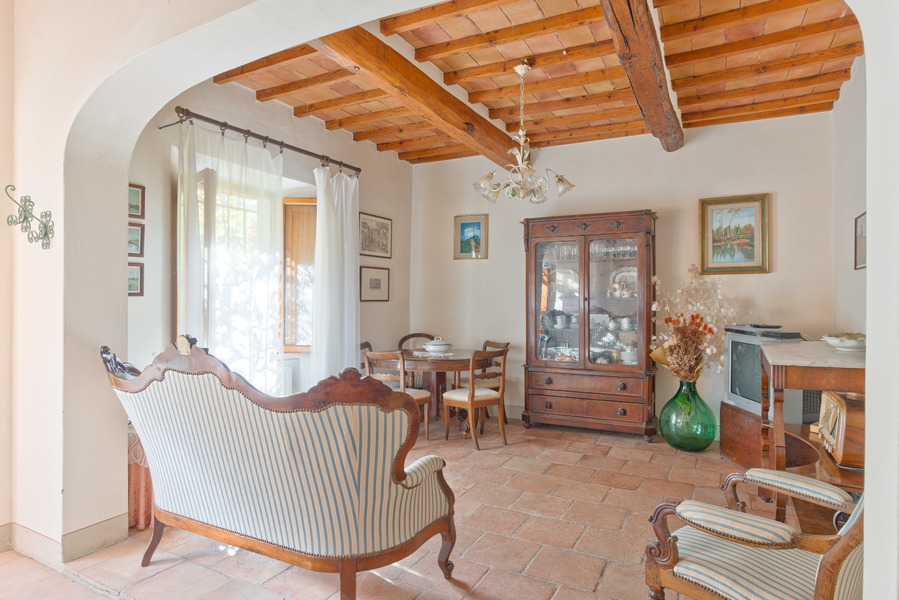 12 - Apartments in hamlets CASTELLINA IN CHIANTI (SI) FONTERUTOLI