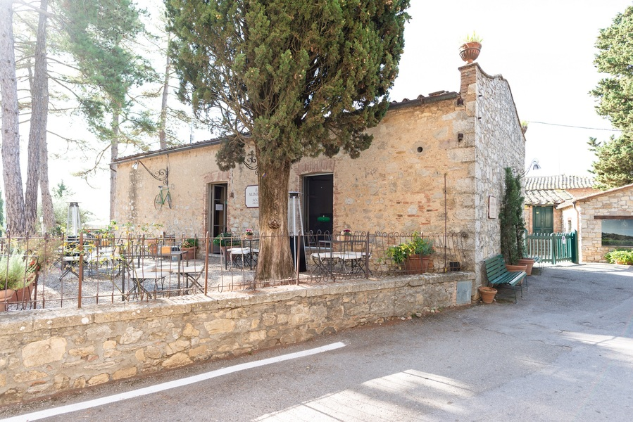 07 - Apartments in hamlets CASTELLINA IN CHIANTI (SI) FONTERUTOLI