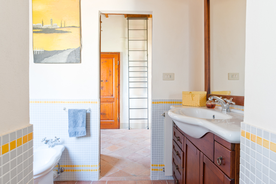 19 - Apartments in hamlets CASTELLINA IN CHIANTI (SI) FONTERUTOLI