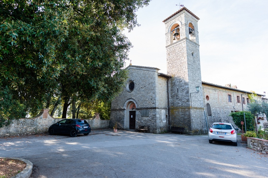 05 - Apartments in hamlets CASTELLINA IN CHIANTI (SI) FONTERUTOLI