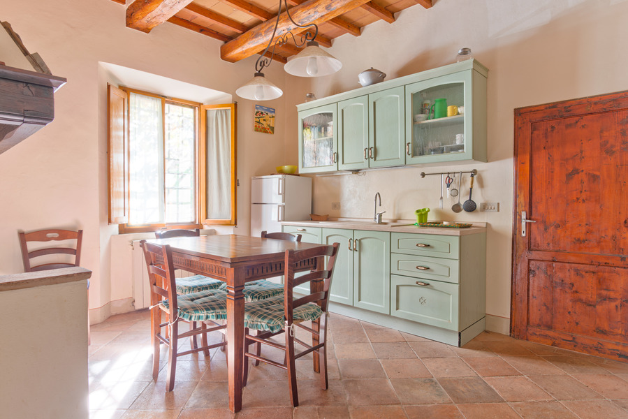 14 - Apartments in hamlets CASTELLINA IN CHIANTI (SI) FONTERUTOLI