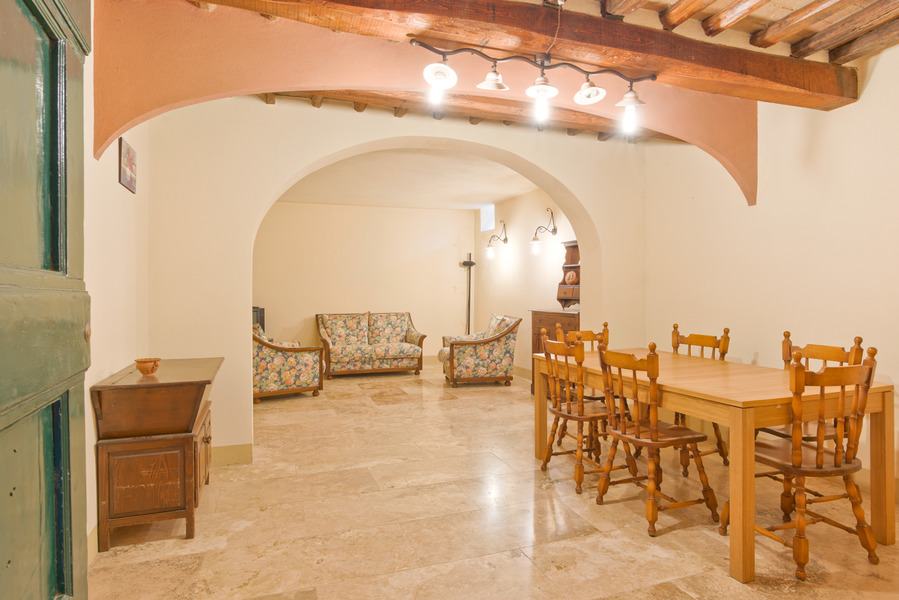 23 - Apartments in hamlets CASTELLINA IN CHIANTI (SI) FONTERUTOLI