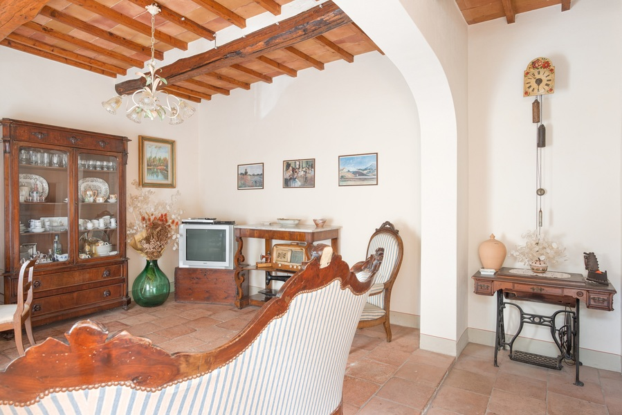 11 - Apartments in hamlets CASTELLINA IN CHIANTI (SI) FONTERUTOLI