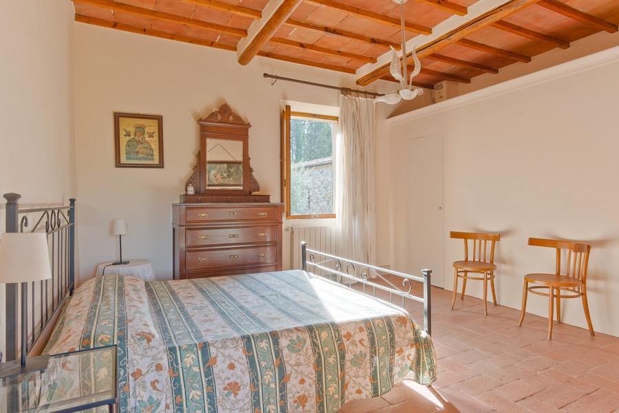 16 - Apartments in hamlets CASTELLINA IN CHIANTI (SI) FONTERUTOLI