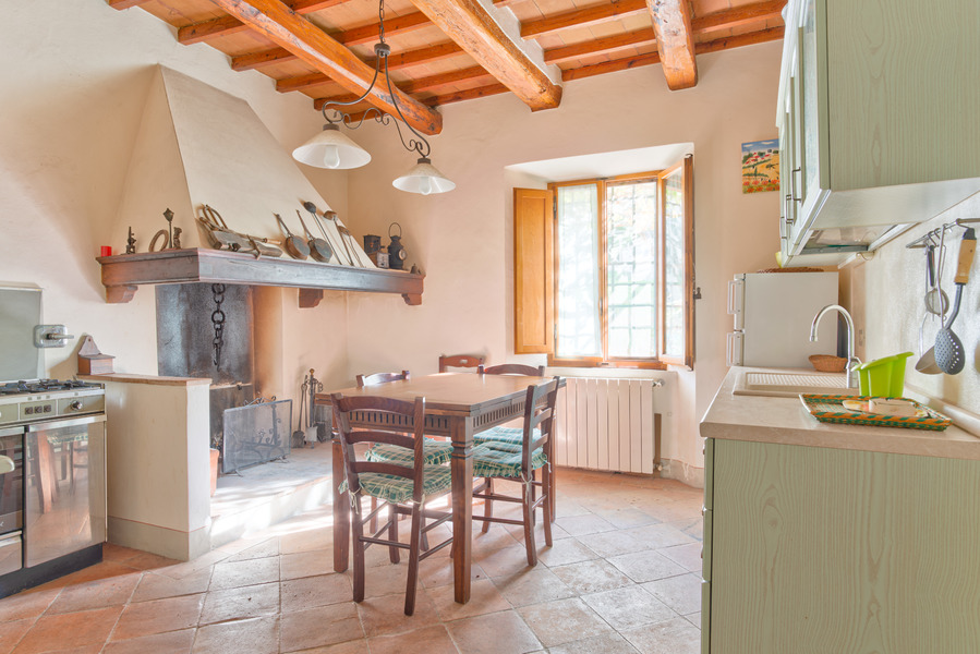 13 - Apartments in hamlets CASTELLINA IN CHIANTI (SI) FONTERUTOLI