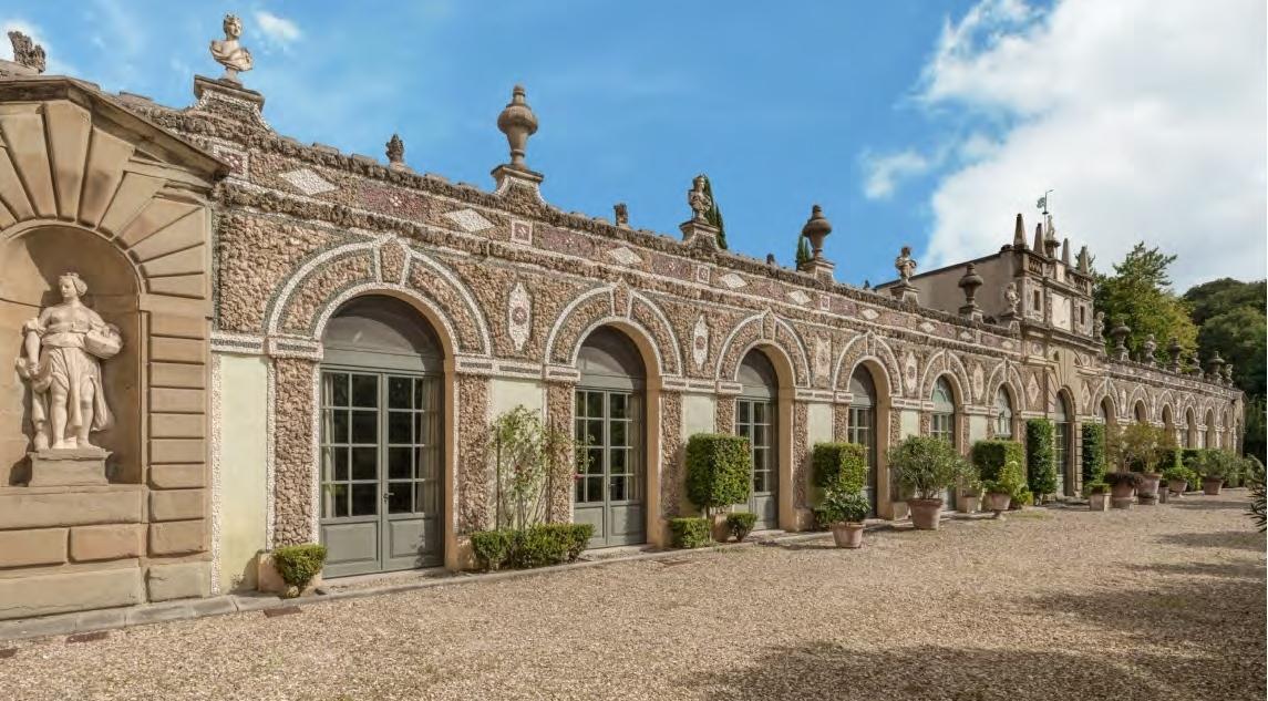 Casa in toscana real estate agency in tuscany casa in for Piani casa villa toscana