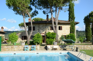 Country houses RADDA IN CHIANTI (SI) VOLPAIA