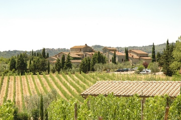 Apartments in villages GAIOLE IN CHIANTI (SI) SAN SANO