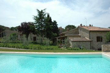 Apartments in hamlets GAIOLE IN CHIANTI (SI) SAN SANO