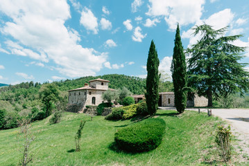 Country houses GAIOLE IN CHIANTI (SI) RIETINE
