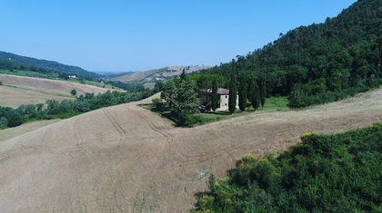 Country houses VOLTERRA (PI) MAZZOLLA