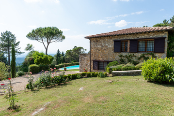 Country houses CASTELLINA IN CHIANTI (SI) SALIVOLPI