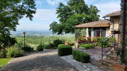 Country houses CASTELLINA IN CHIANTI (SI) FONTERUTOLI