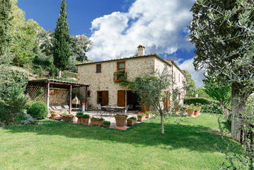 Apartments in hamlets RADDA IN CHIANTI (SI) PODERE MORELLI