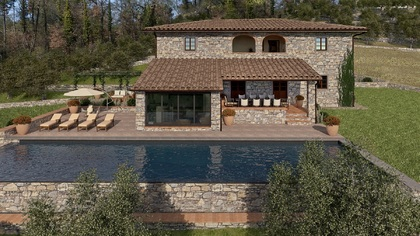 Properties for development GAIOLE IN CHIANTI (SI)
