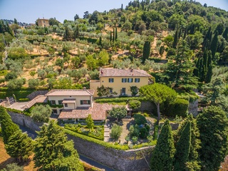 Villas and castles FIESOLE (FI)