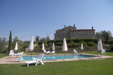 Apartments in hamlets CASTELLINA IN CHIANTI (SI)