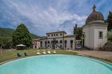 Villas and castles GREVE IN CHIANTI (FI)
