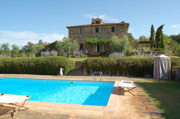 Country houses MURLO (SI)