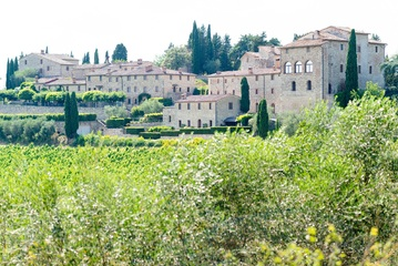 Apartments in hamlets GAIOLE IN CHIANTI (SI)